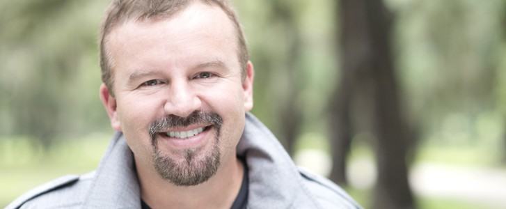 Mark Hall from the Casting Crowns