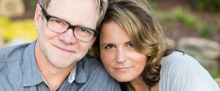 Steven Curtis and Mary Beth Chapman: Between Heaven and the Real World