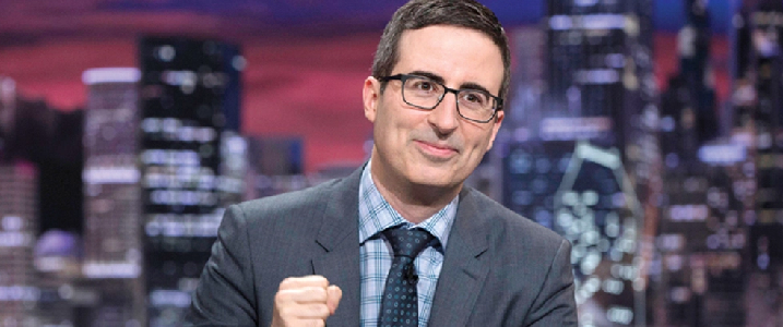 HBO's John Oliver Attacks Focus on the Family